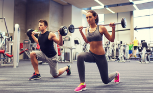 Multi Fitness - Lunges
